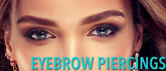 eyebrow banner