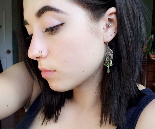 Daith Piercing for Migraines 1