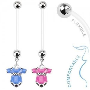 MATERNITY BELLY RING