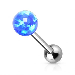 In Externally Threaded Body Jewelry The Threading Or Male Part Is Located On Shaft Of That Fits Into Piercing While Decorative End