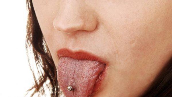 Silver Knob Piercing