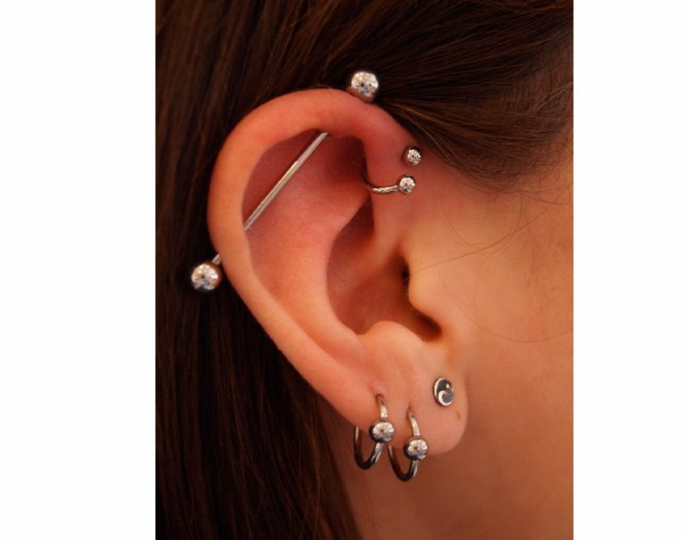 The Dos and Don'ts of Getting Your Ears Pierced