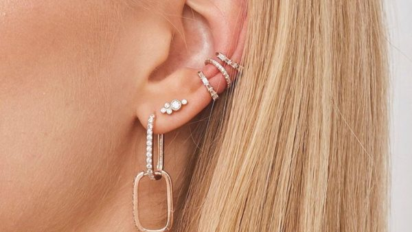 Jewelry options for conch piercing