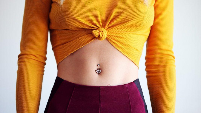 Body piercing risks